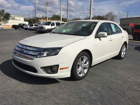 2012 ford fusion for sale in orlando fl. Black Bedroom Furniture Sets. Home Design Ideas