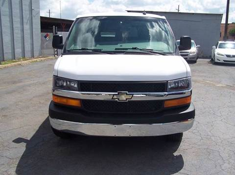 2016 Chevrolet Express Passenger for sale in Orlando, FL