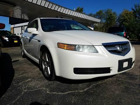 Used Acura TL For Sale In Illinois Carsforsalecom - 2006 acura tl fog lights
