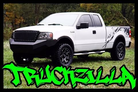 2005 Ford F-150 for sale at Truckzilla in Omaha NE