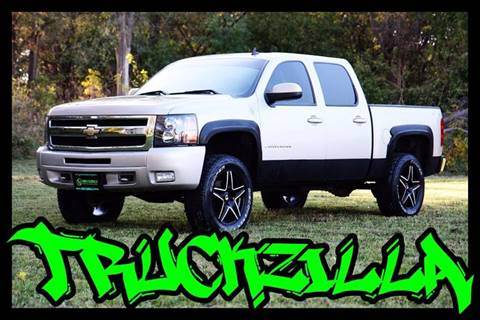 2009 Chevrolet Silverado 1500 for sale at Truckzilla in Omaha NE