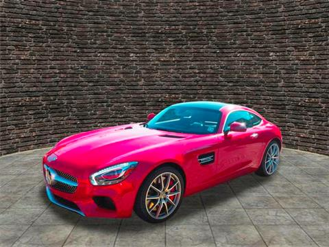 2016 Mercedes-Benz AMG GT for sale in Montclair, NJ