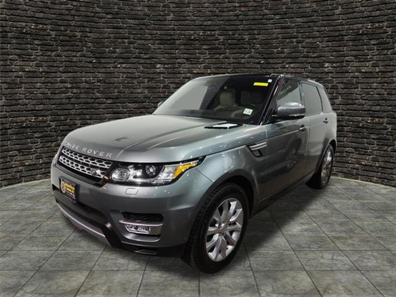 Land Rover Range Rover Sport AWD Supercharged Dr SUV In - Range rover dealer nj