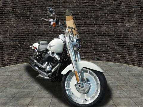 2018 Harley-Davidson Fatboy