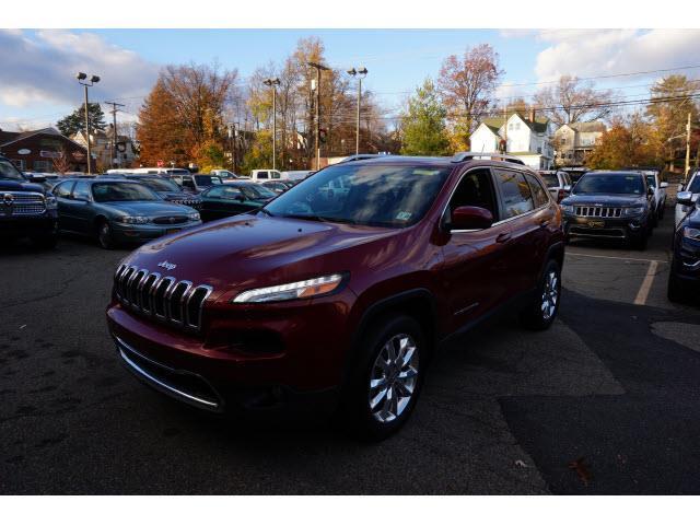 2014 Jeep Cherokee for sale at Montclair Motor Car in Montclair NJ