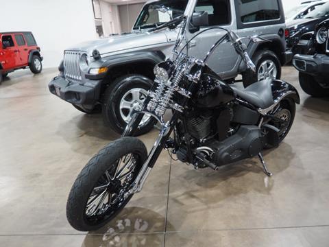 2005 Harley-Davidson FXSTBI