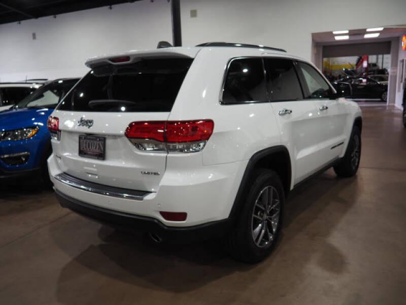 2017 Jeep Grand Cherokee 4x4 Limited 4dr SUV - Montclair NJ