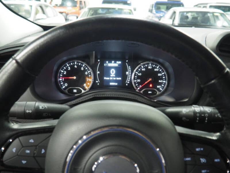 2017 Jeep Renegade 4x4 Altitude 4dr SUV - Montclair NJ
