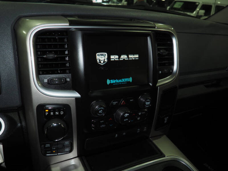 2017 RAM Ram Pickup 1500 4x4 SLT 4dr Crew Cab 6.3 ft. SB Pickup - Montclair NJ