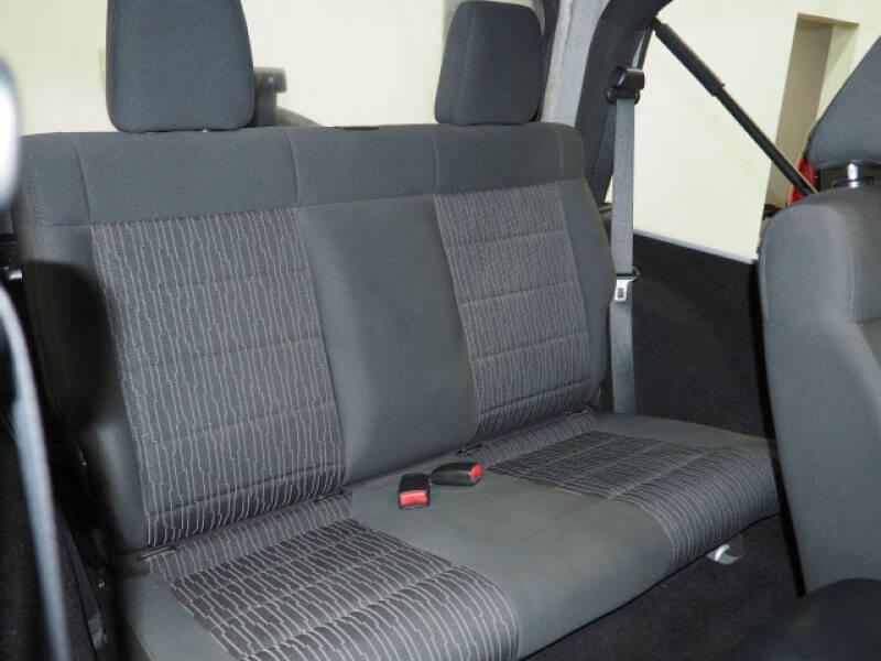 2012 Jeep Wrangler 4x4 Sport 2dr SUV - Montclair NJ