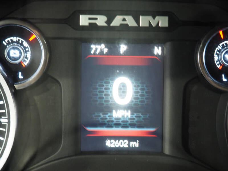 2019 RAM Ram Pickup 1500 4x4 Big Horn 4dr Crew Cab 6.4 ft. SB Pickup - Montclair NJ