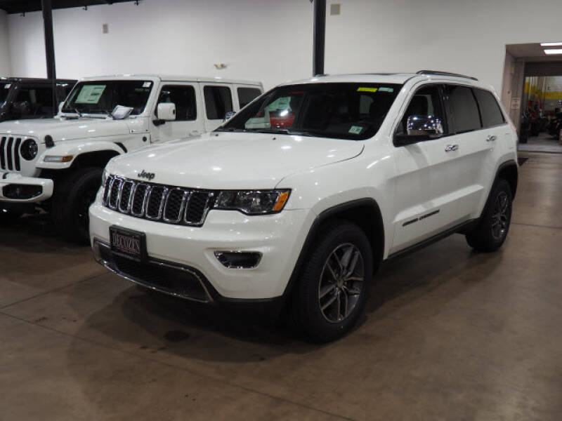 2017 Jeep Grand Cherokee 4x4 Limited 4dr SUV - Montclair NJ