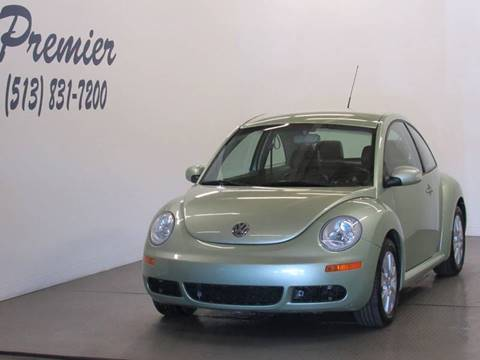 2009 Volkswagen New Beetle for sale at Premier Automotive Group in Milford OH