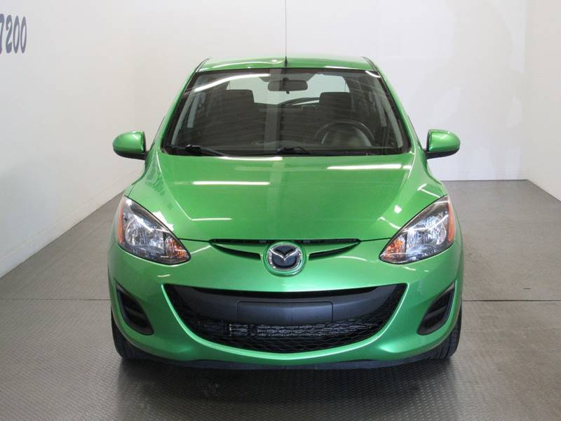 2011 Mazda MAZDA2 for sale at Premier Automotive Group in Milford OH