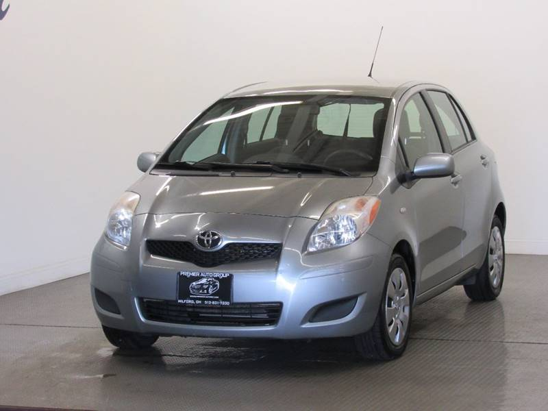 2010 Toyota Yaris for sale at Premier Automotive Group in Milford OH