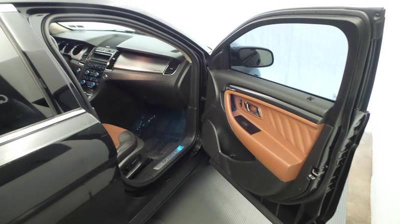 2010 Ford Taurus for sale at Premier Automotive Group in Milford OH