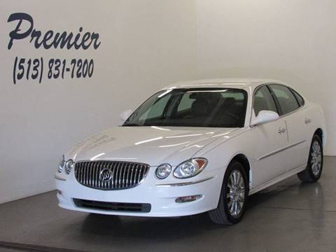 2009 Buick LaCrosse for sale at Premier Automotive Group in Milford OH