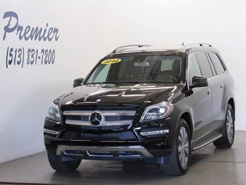 2014 Mercedes-Benz GL-Class for sale at Premier Automotive Group in Milford OH