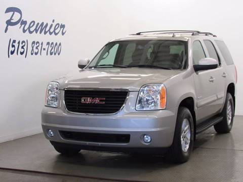 2008 GMC Yukon for sale at Premier Automotive Group in Milford OH