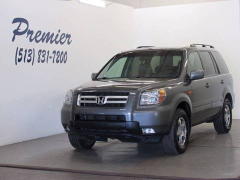 2007 Honda Pilot for sale at Premier Automotive Group in Milford OH