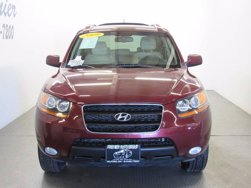 2009 Hyundai Santa Fe for sale at Premier Automotive Group in Milford OH