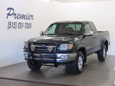 2002 Toyota Tundra for sale at Premier Automotive Group in Milford OH