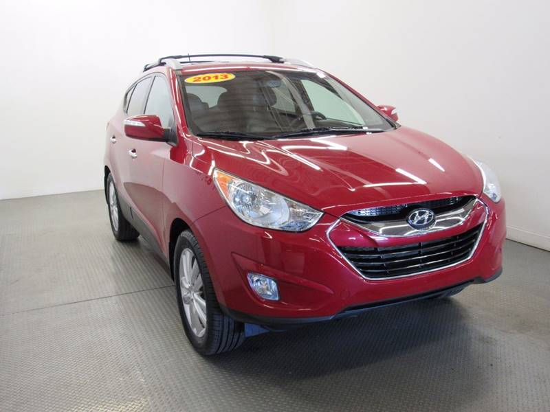2013 Hyundai Tucson for sale at Premier Automotive Group in Milford OH
