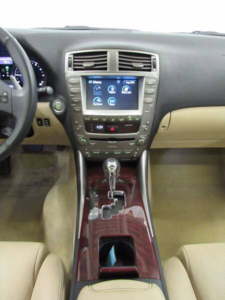 2007 Lexus IS 250 for sale at Premier Automotive Group in Milford OH