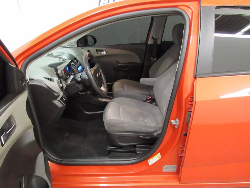 2012 Chevrolet Sonic for sale at Premier Automotive Group in Milford OH