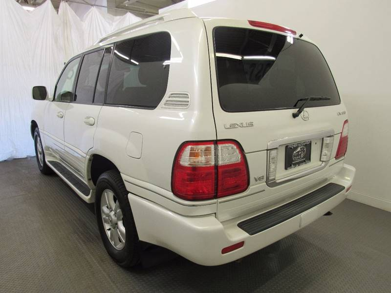 2004 Lexus LX 470 for sale at Premier Automotive Group in Milford OH