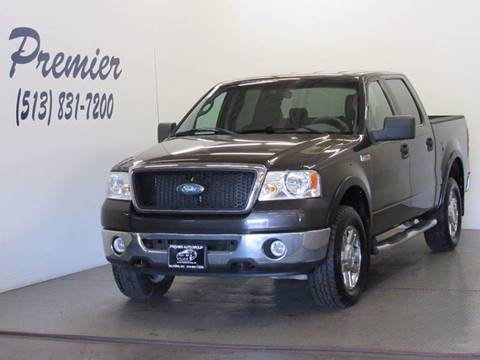 2006 Ford F-150 for sale at Premier Automotive Group in Milford OH