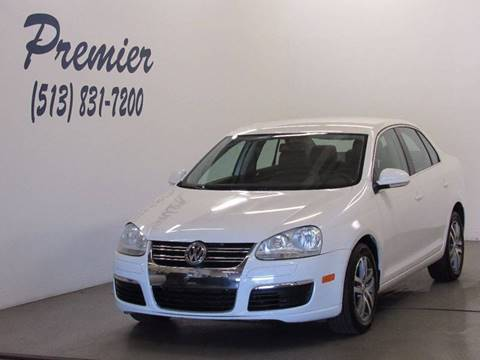 2006 Volkswagen Jetta for sale at Premier Automotive Group in Milford OH