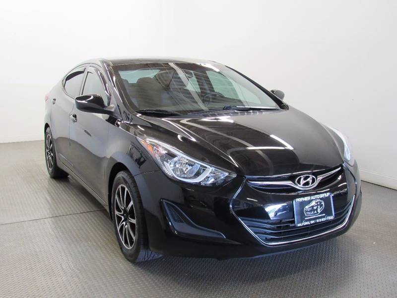 2014 Hyundai Elantra for sale at Premier Automotive Group in Milford OH