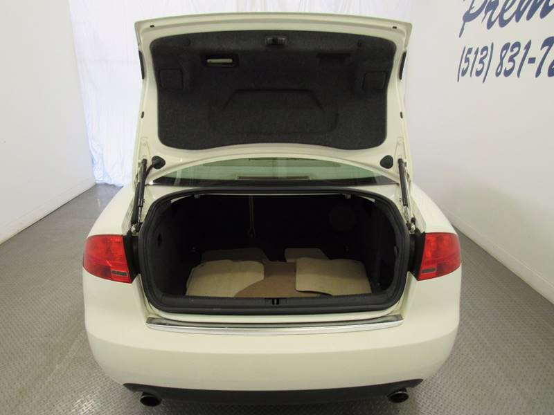 2006 Audi A4 for sale at Premier Automotive Group in Milford OH
