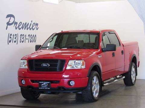 2008 Ford F-150 for sale at Premier Automotive Group in Milford OH
