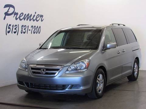 2005 Honda Odyssey for sale at Premier Automotive Group in Milford OH
