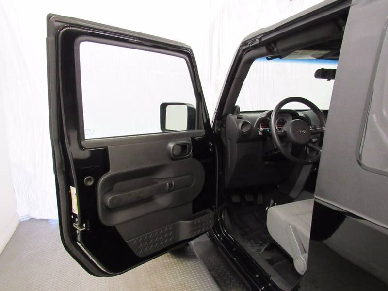 2007 Jeep Wrangler for sale at Premier Automotive Group in Milford OH