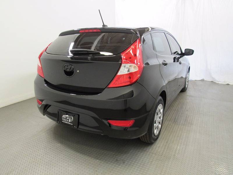 2016 Hyundai Accent for sale at Premier Automotive Group in Milford OH