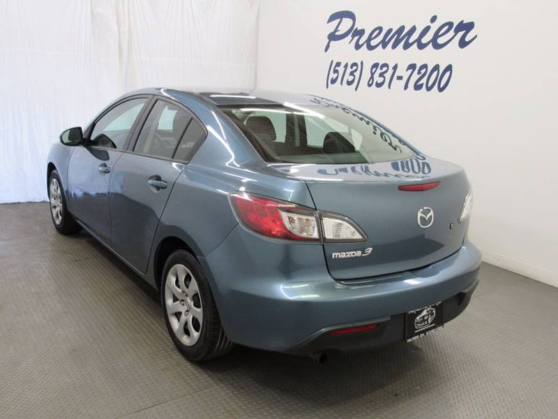 2010 Mazda MAZDA3 for sale at Premier Automotive Group in Milford OH