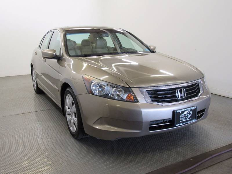 2008 Honda Accord for sale at Premier Automotive Group in Milford OH