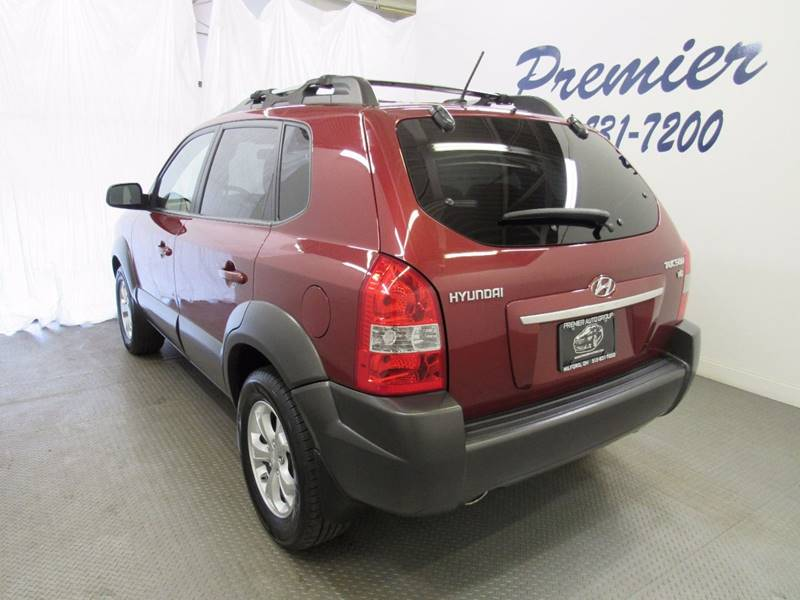 2009 Hyundai Tucson for sale at Premier Automotive Group in Milford OH