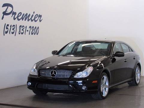 2009 Mercedes-Benz CLS for sale in Milford, OH