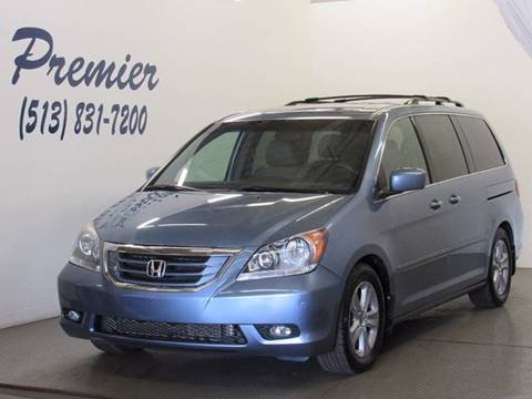 2010 Honda Odyssey for sale at Premier Automotive Group in Milford OH