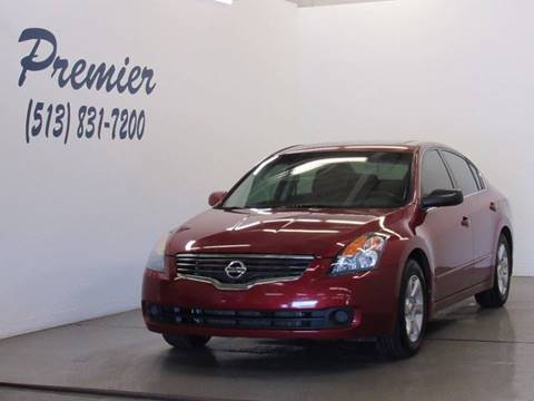 2008 Nissan Altima for sale at Premier Automotive Group in Milford OH