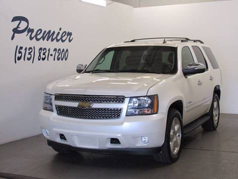 2009 Chevrolet Tahoe for sale at Premier Automotive Group in Milford OH