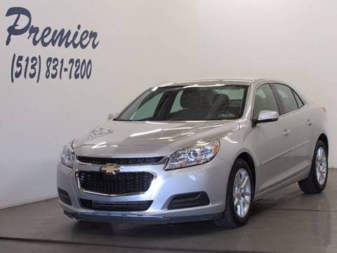 2014 Chevrolet Malibu for sale at Premier Automotive Group in Milford OH