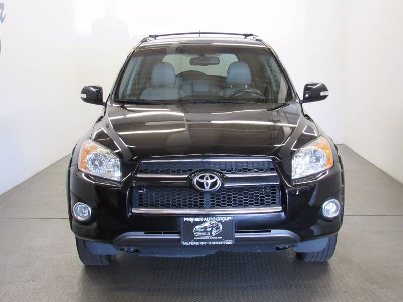 2011 Toyota RAV4 for sale at Premier Automotive Group in Milford OH
