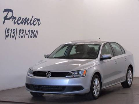 2011 Volkswagen Jetta for sale at Premier Automotive Group in Milford OH