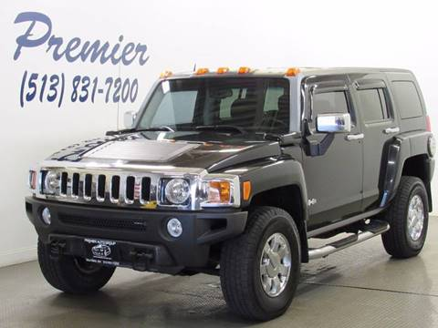 2006 HUMMER H3 for sale at Premier Automotive Group in Milford OH