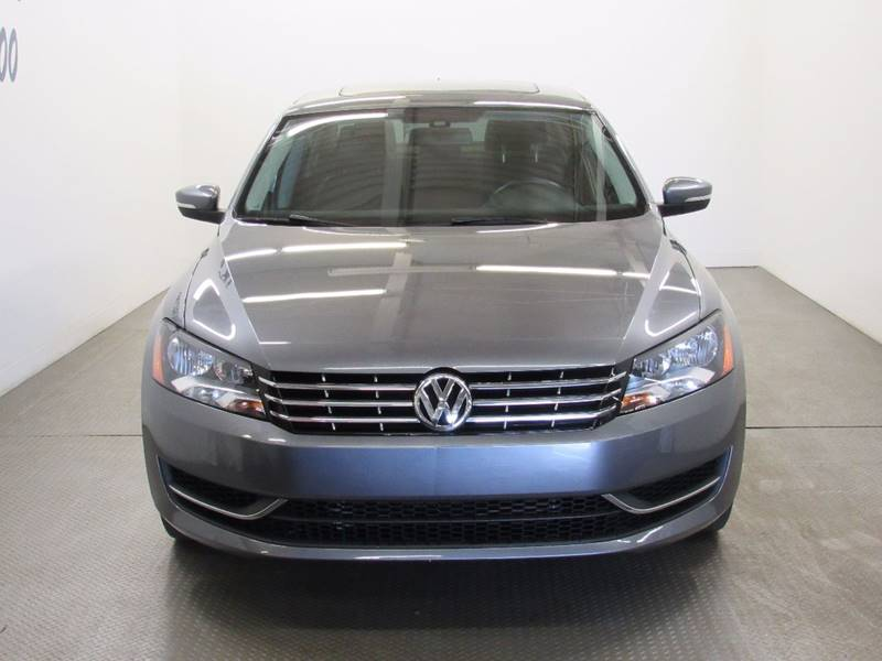 2015 Volkswagen Passat for sale at Premier Automotive Group in Milford OH